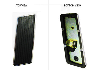 1965-1968 Ford Mustang Accelerator Pedal Pad, - Accelerator Pedal Trim