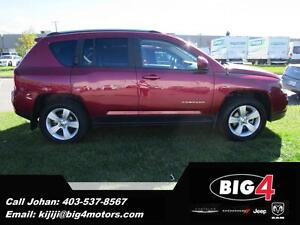 2015 Jeep Compass North, Bluetooth, Sunroof, NAV, PRICE DROP!
