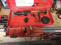 hilti nail gun with pole kit