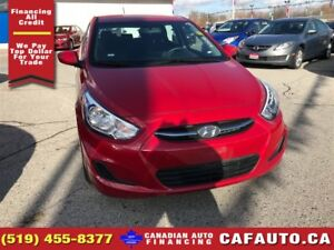 2017 Hyundai Accent GL | ONE OWNER | HEATED SEATS