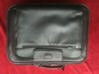 Condotti overnight trolley case and laptop bag