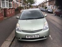 Toyota Prius Hybrid, low mileage in immaculate condition. Just one previous owner.