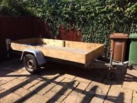 10ft by 5ft trailer