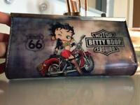 Betty Boop Motor fashion purse
