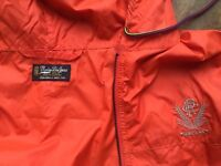 Replay Designer Size XL Water resistant rain jacket