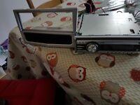 JVC CD PLAYER CAR STEREO