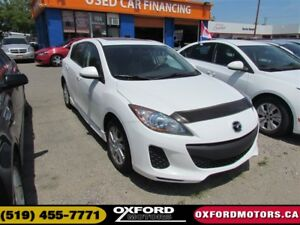 2012 Mazda MAZDA3 GS | CAR LOANS FOR ALL CREDIT