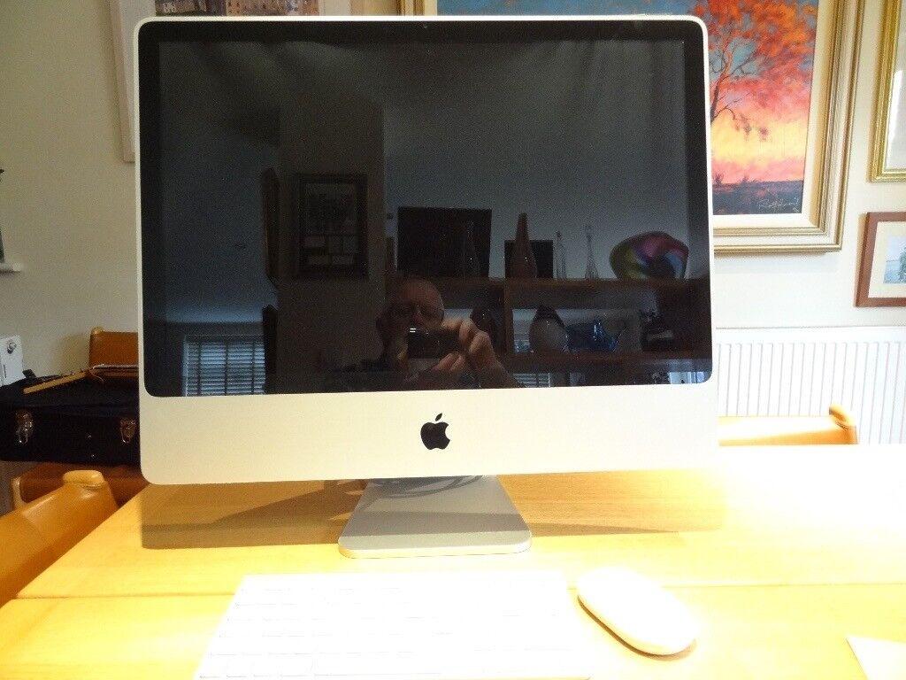 "iMac 24"" Like new!"