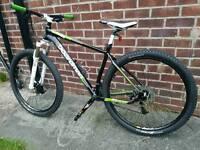 Boardman mountain bike 29er