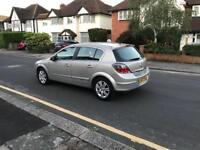 Vauxhall Astra Automatic 5 Door Hatchback 2007 HPI Clear, Low Mileage 1 Year Mot