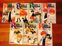Japanese manga Kyoukaino rinne 1-7