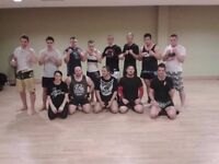 Muay Thai Boxing Classes in Fulham
