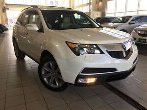 2013 Acura MDX Elite Package | Moonroof | Cooled Seats