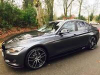 Stunning 2013 BMW F30 320d M Performance Kitted