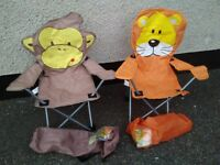 Child's Camping Chairs