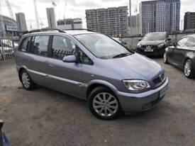 Vauxhall Zafira 7 seats