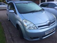 2004 Toyota Corolla Verso 2.0 diesel D4D 7 seater