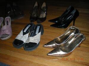 shoes & sandles women's size 5-6