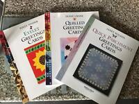 Greeting cards books