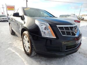 2011 Cadillac SRX Luxury / AWD / Toit panoramique / Cuir