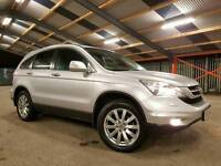 2010 (FACELIFT) Honda CR-V 2.2 i-Dtec 4x4 ES, Great Spec! Half Leather! Heated Seats! FSH! FULL MOT!