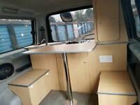 Mazda bongo 2 birth camper with new rear conversion