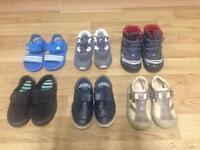 Boys shoes size UK8 and UK8,5