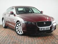 JAGUAR XE 2.0D SE 4DR (red) 2015