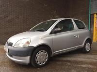 TOYOTA YARIS GS 1.0 LITRE NEW CLUTCH LOVELY DRIVE
