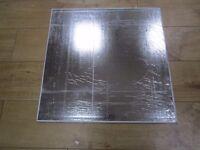 NEW SUSPENDED CEILING TILES WATERPROOF PLASTERBOARD 600mmX600mm 8 TILES PER BOX