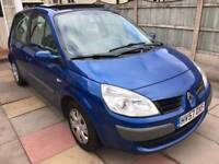 Renault Scenic 1.5 dCi Expression 5dr (Top Spec: Pan Roof, A/C, Tow Bar)