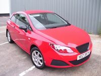 2009 SEAT IBIZA 1.2 SPORT COUPE + NEW TIMING CHAIN