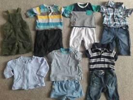 0-3 months clothes bundle