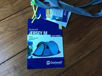 Jersey M pop up tent - new with tags