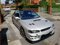 Subaru impreza uk2000