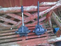 Bilge Pumps x2. Henderson and Patay