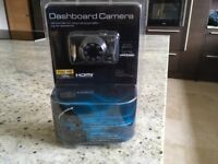 DashBoard Camera - Brand New still in sealed packaging
