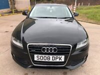 AUDI A4 3.0 TDI QUATTRO SE 4d 237 BHP NAVIGATION SYSTEM +MILANO LEATHER GREAT EXAMPLE OF 4X4 ++