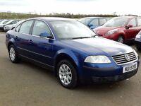 2004 Volkswagen passat 1.9 tdi s only 91000 genuine miles, motd march 2018 1 owner form new