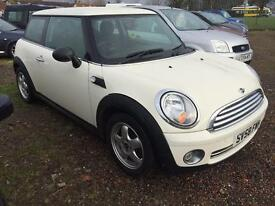 Mini One 1.4 (Euro4 AA) 3dr.. 58 Plate (09)