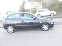 Seat Ibiza 1.4CC Diesel, Only 77K Miles! £0 Road Tax! Ready to Drive Away!
