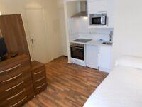 Studio Flat in Willesden Green (Zone 2)!