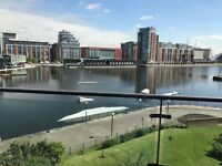 2 bed 2nd floor flat in Western Beach Canary Wharf DSS WELCOME