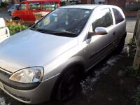 Corsa 1.2 petrol automatic in good condition