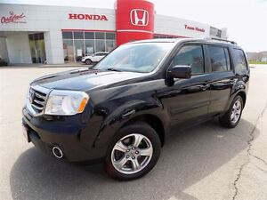 2013 Honda Pilot EX-L... NO ACCIDENTS... LEATHER... DEAL PENDING