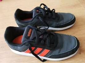 Child size 3 Adidas trainers