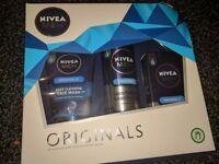 nivea skin care gift pack for MEN