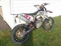 Ktm 450 for sale or trade
