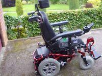Vermeiren Forest Electric Wheelchair As New