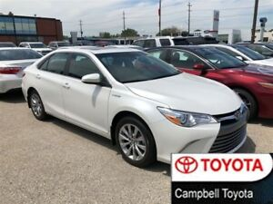 2017 Toyota Camry Hybrid XLE--HYBRID--BRAND NEW--2 TO CHOOSE FRO